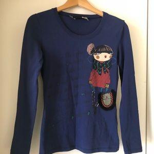 Love Moschino tee shirt